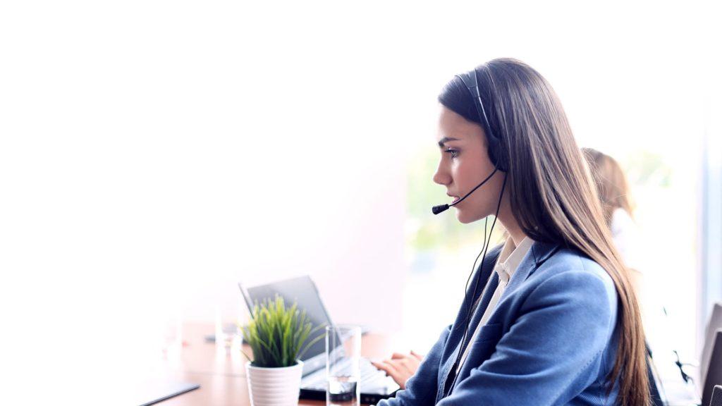 Integra reporting staff member responding to inquiry